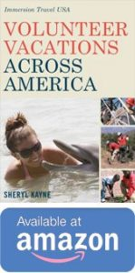 volunteer vacations by Sheryl Kayne