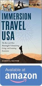 immersion travel usa by sheryl kayne