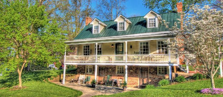 franklin house bed and breakfast
